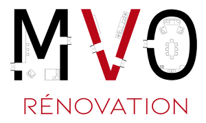 MVO rénovation logo